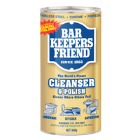Bar Keepers Friend Cleanser & Polish Powder 340g